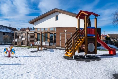 Zahrada mateřské školy